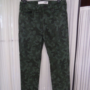 Joe Fresh Camouflage Jeans